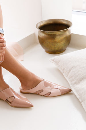 Maya Nude Shoes