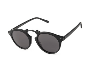 Sullivan Sunglasses  - Matte Black/Grey