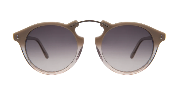 Sullivan Sunglasses - Mocha Cream/Grey Gradient