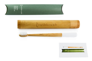 Toothbrush - Cloud White Medium With Travel Case