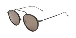 Wynwood Ace E Sunglasses - Matte Black/Grey Flat