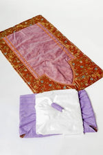 Prayer Carpet Set - Violet