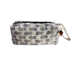 COTTON TOILETRY BAG - Pineapple