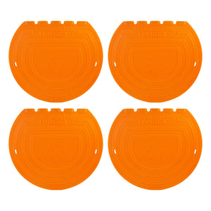 8-inch Magnetic Shooting Targets (4-Pack Set)