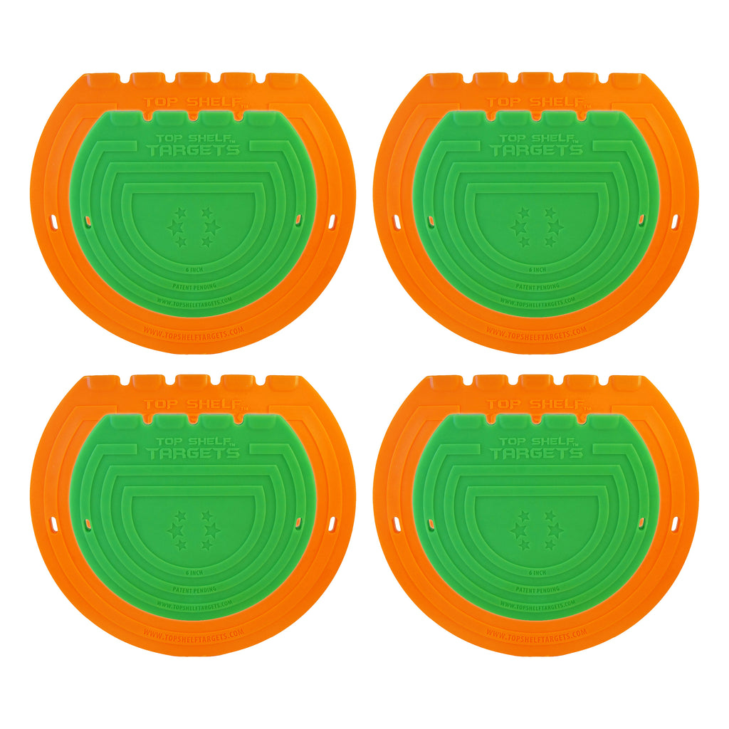 Magnetic Shooting Targets (Deluxe Combo Pack)