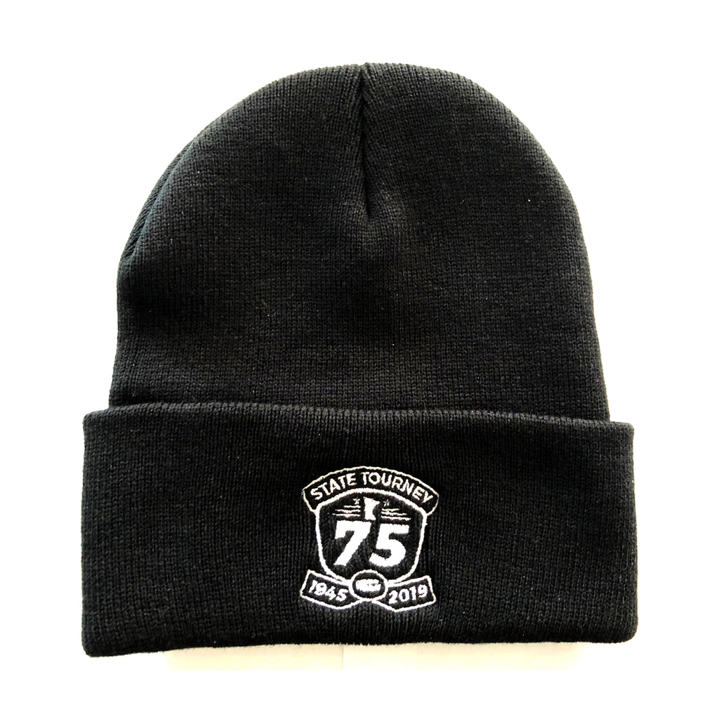 State Tourney Skull Hat (Black)