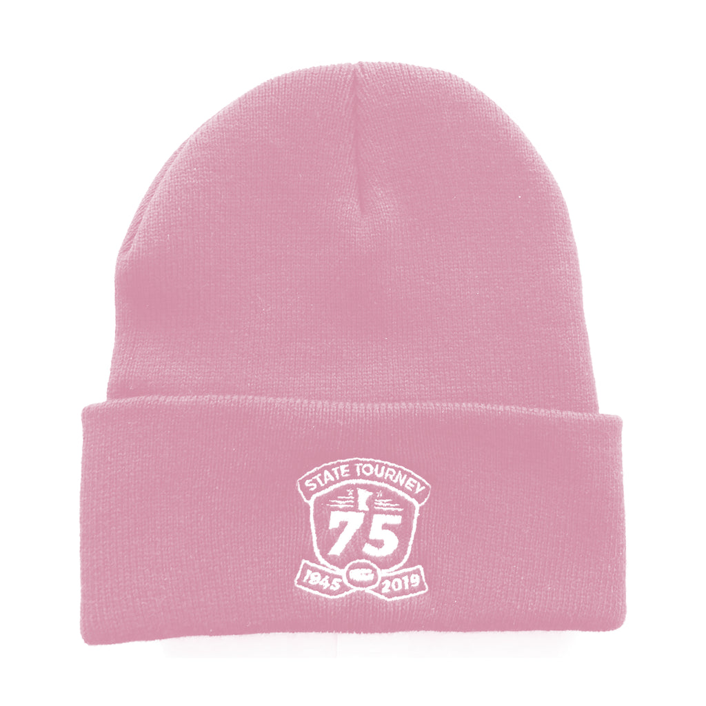 State Tourney Skull Hat (Pink)