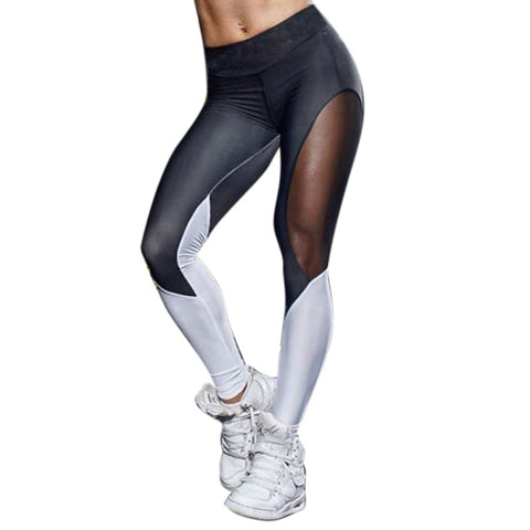 Irregular Thread Breathable Fitness Tights