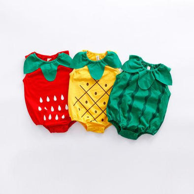 Fruits Onesie for Newborn