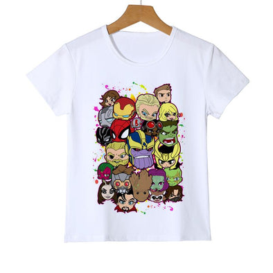 Avengers Super Hero T-shirt