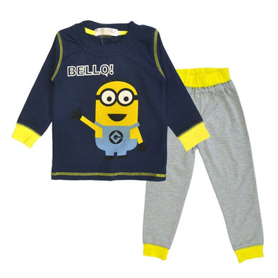 Minions Pajamas Set