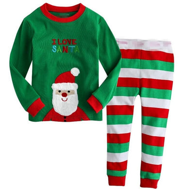 Christmas Pajamas Set