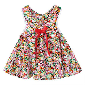 Floral Beach Summer Dress