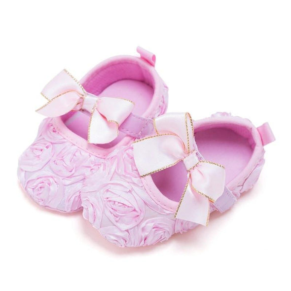 Floral Soft Cotton Shoes