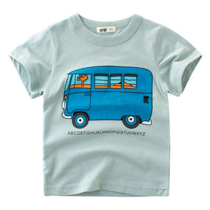 Desert Bus Cotton T-shirt