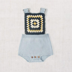 Stylish Knitted Romper