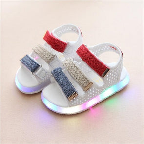Lovely LED Lighting First Walkers Shoes