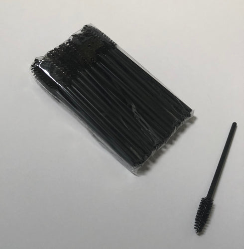 Disposable mascara wands (25-pack)