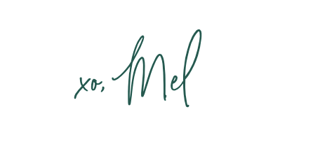 Signature by Mel