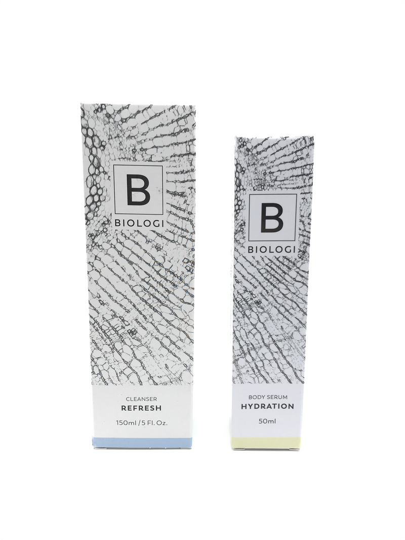 Bc Refresh Cleanser 150ml + Bf Hydration Serum 50ml
