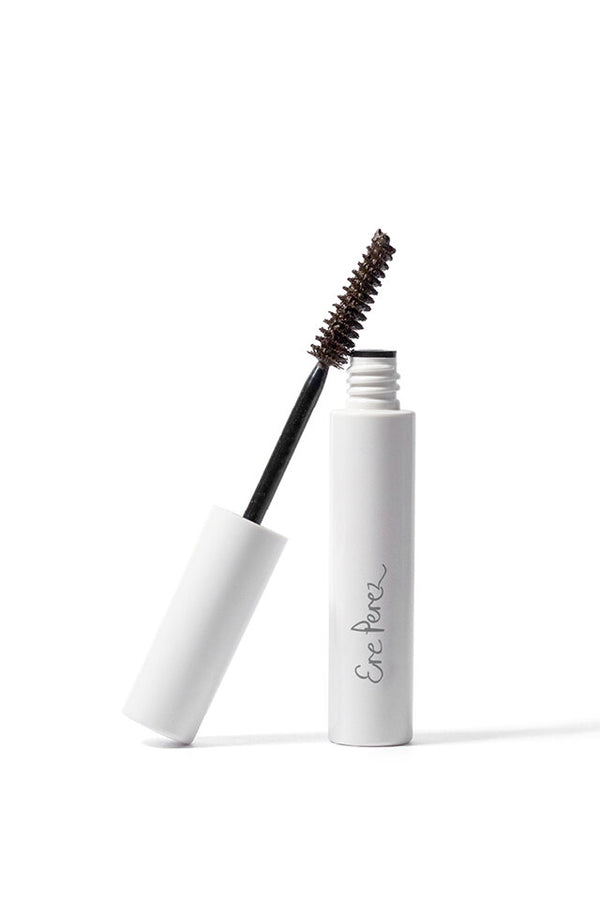 Ere Perez Natural Almond Mascara in Black.