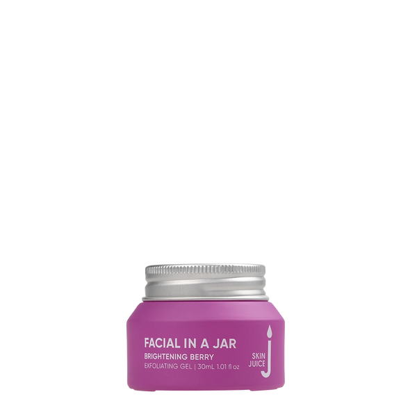 Facial In A Jar - Brightening Berry 30mls