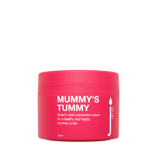 Skin Juice Mummy's Tummy Stretch Mark Prevention Cream 200ml.