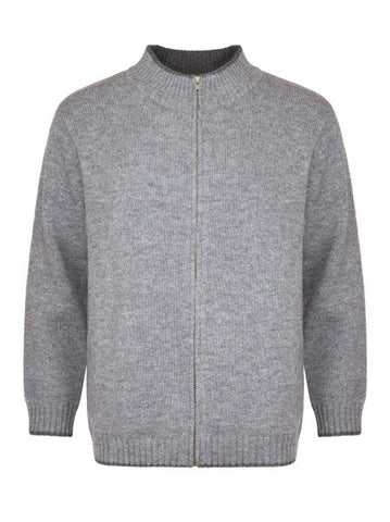 Men's Zipper Cardigan