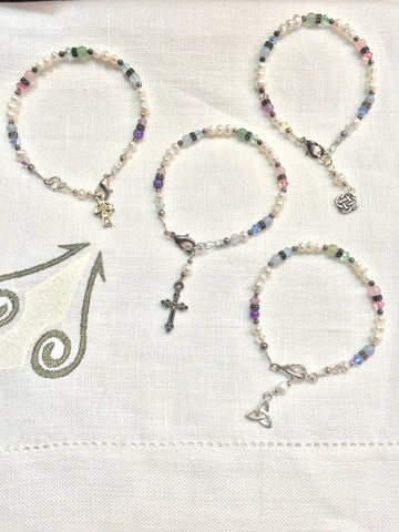 Children's Keepsake Blessing Bracelet