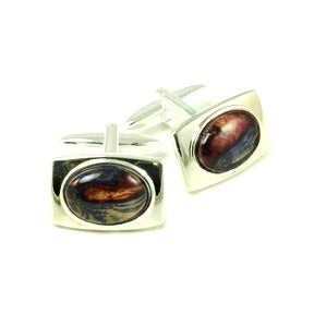 Heathergem Cuff Links