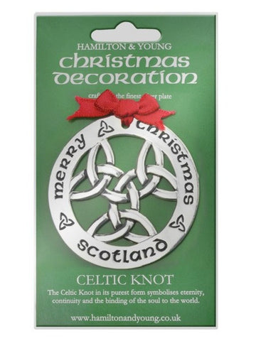 Christmas Ornament - Celtic Knot