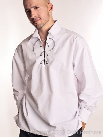 Embroidered Jacobite Shirt