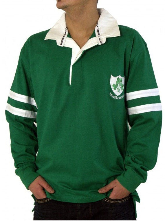 detailed look 21f69 72ca1 Ireland Rugby Shirt