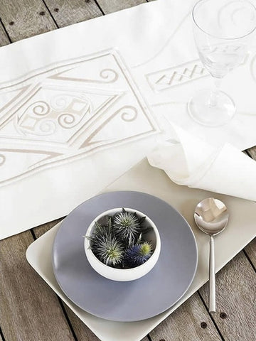 Irish Linen Table Runner