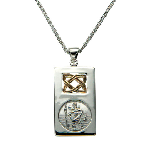 St. Christopher's Pendant