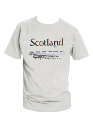 Scotland Google T-Shirt