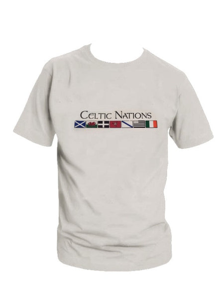 Celtic Nations T-Shirt