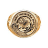 Ladies Clan crested Ring
