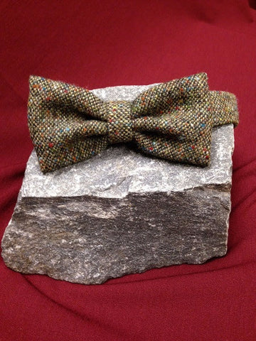 Donegal Tweed Bow Tie