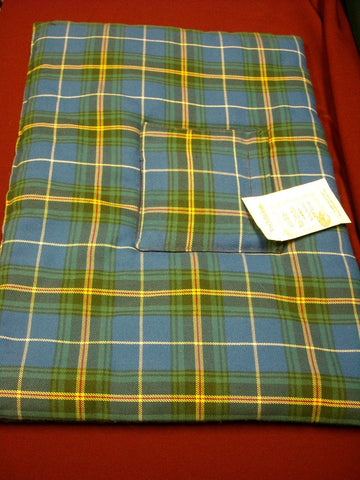 Nova Scotia Tartan Cat Bed