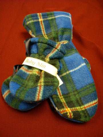 Nova Scotia Tartan Children's Mitts