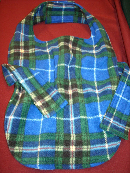 Nova Scotia Tartan Dog Coat