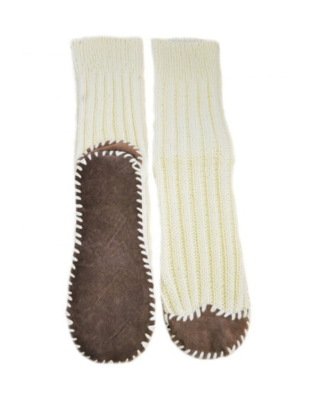 Irish Knit Slipper