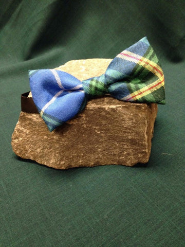 Specialty Tartan Adjustable Bow Ties