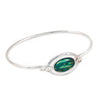 Heathergem Plated Bangle