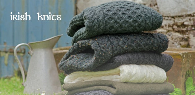 Sweaters, slippers, shawls and so much more...