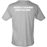 Nashville's On Demand Sports Talk Show T-Shirt