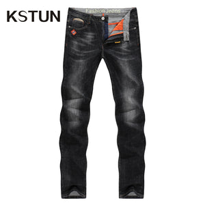 Slim Fit Stretch Denim Jeans