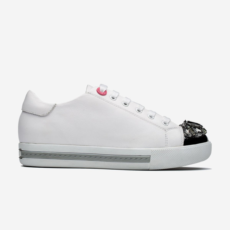 WOMEN CASUAL SHOES WHITE - Top Women Casual - OPP Official Store (OPP France)