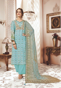 SRI Fashion Fusion Meenaz Kurtis